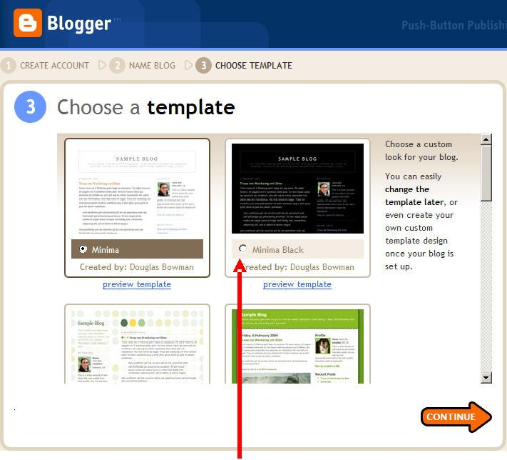 How to make a free blog