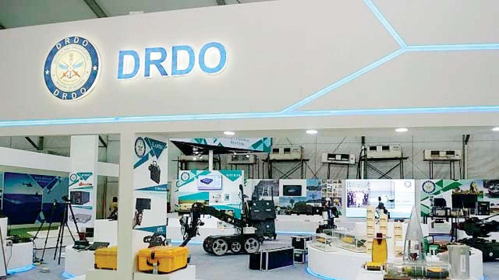 DRDO new missile launch