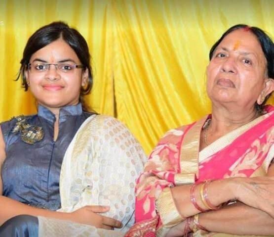 IAS officer  Sakshi