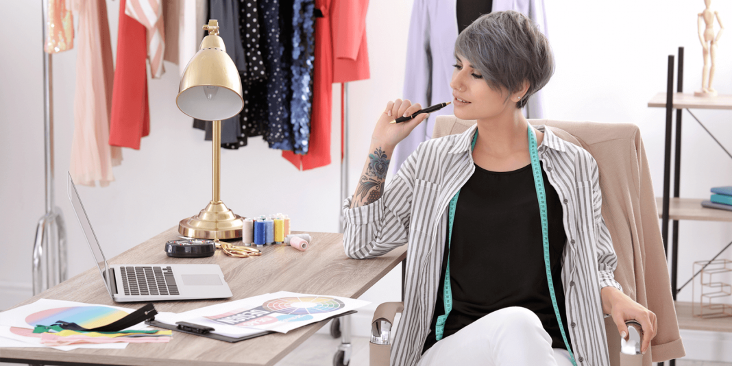 Online Stylist Love Fashion And Want To Work From Home