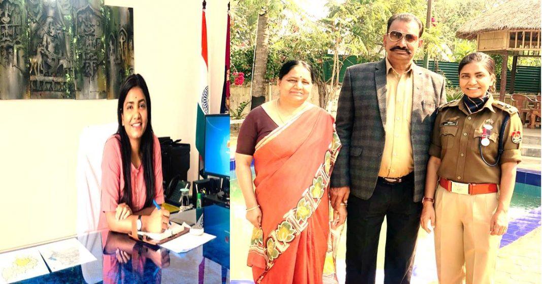 Laxmi Chauhan IPS
